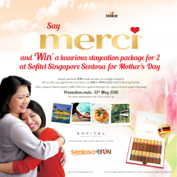 Example - SMS lucky draw contest_Merci- 1