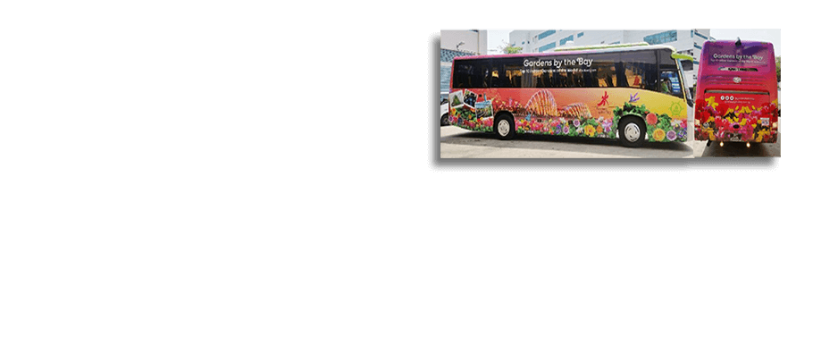 Cascade - Bus ads - 2