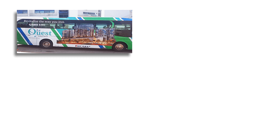 Cascade - Bus ads - 3