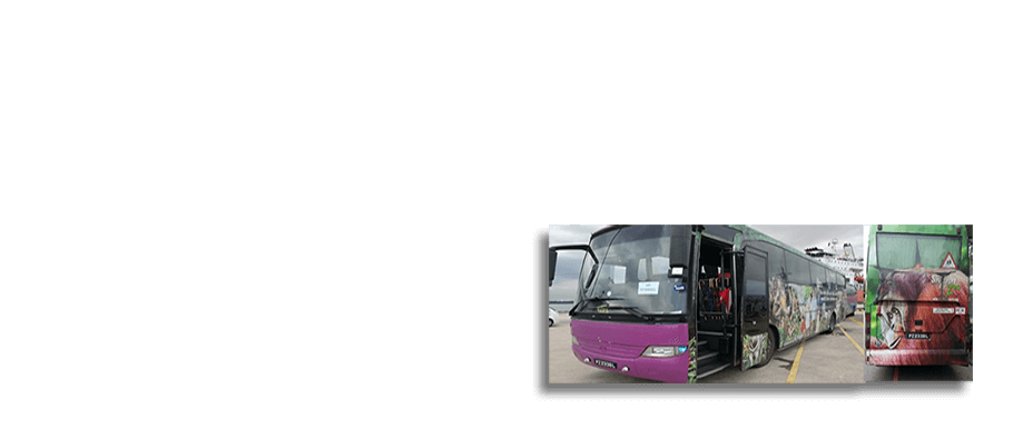Cascade - Bus ads - 4