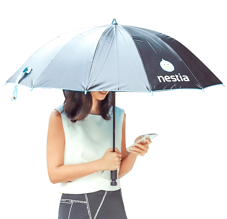 image - nestia umbrella ads - 1